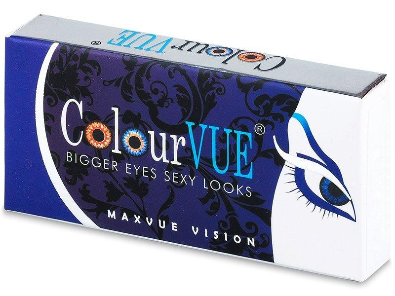 ColourVUE - Glamour (2čočky) - Barevné kontaktní čočky