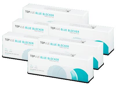 TopVue Blue Blocker (180 čoček)