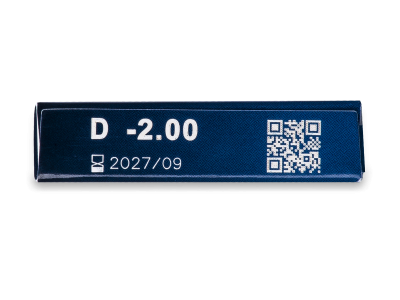 TopVue Premium (12 čoček) - Náhled parametrů čoček