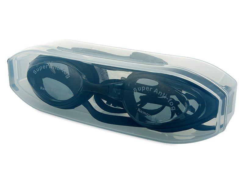 Plavecké brýle černé  - Plavecké brýle černé