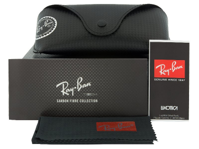 Ray-Ban RB8316 002/N5  - Preview pack (illustration photo)