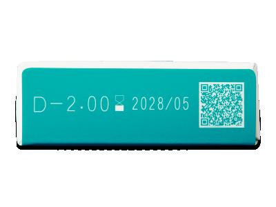 TopVue Blue Blocker (5 párů čoček) - Náhled parametrů čoček