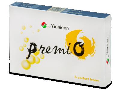 Menicon PremiO (6 čoček)