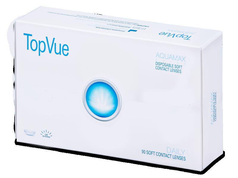 TopVue Daily (90čoček) - Jednodenní kontaktní čočky