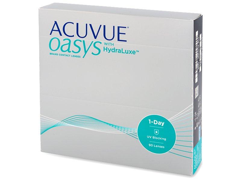 Acuvue Oasys 1-Day (90 čoček) - Jednodenní kontaktní čočky