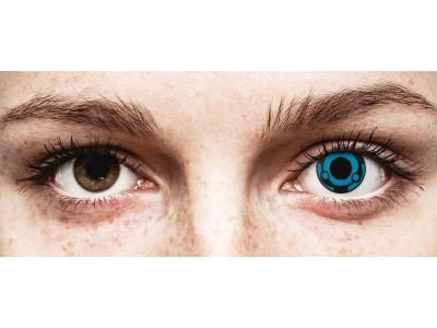 CRAZY LENS -  Vision - nedioptrické jednodenní (2 čočky)