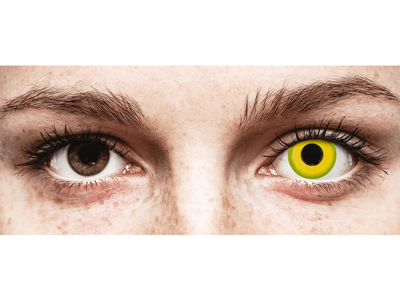 CRAZY LENS - Forest Children - nedioptrické jednodenní (2 čočky)