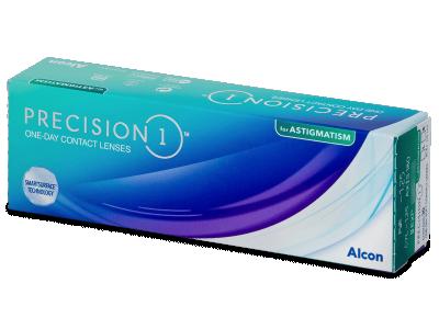 Precision1 for Astigmatism (30 čoček)