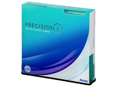 Precision1 for Astigmatism (90 čoček)