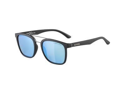 Alpina Caruma I Black Matt/Blue Mirror
