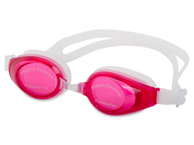 Plavecké brýle Neptun - červené