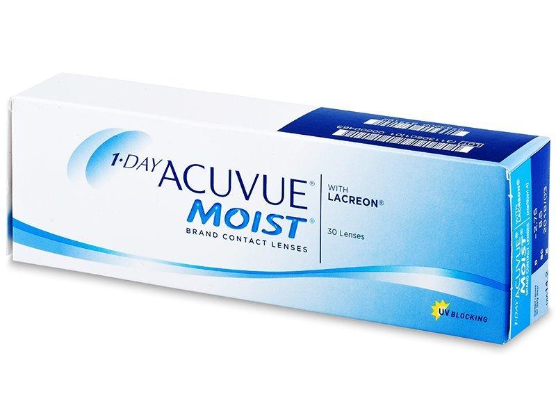 1 Day Acuvue Moist (30čoček)