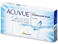 Acuvue Oasys (6čoček) - Čtrnáctidenní kontaktní čočky