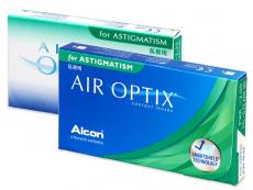 Seznam všech očních čoček - Air Optix for Astigmatism (3čočky)