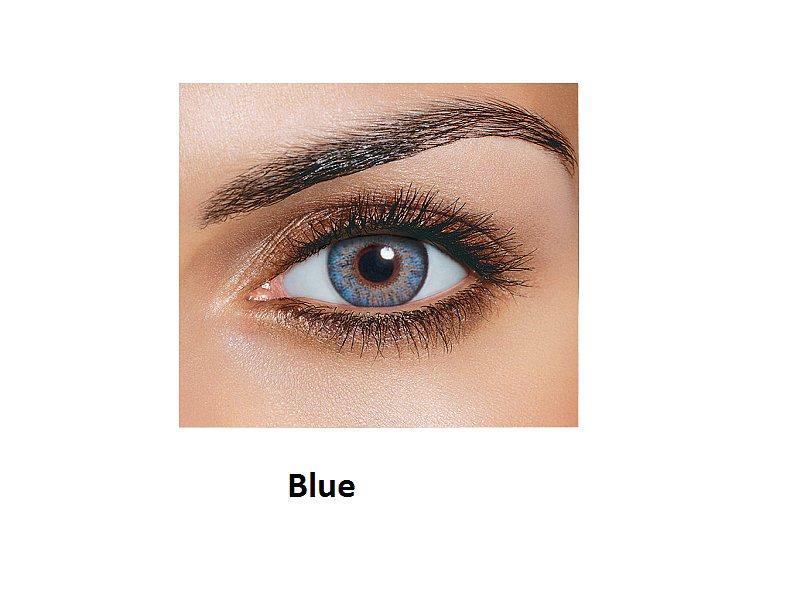 FreshLook ColorBlends - dioptrické (2čočky) - Blue