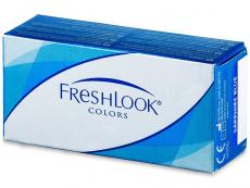 Kontaktní čočky Alcon - FreshLook Colors - dioptrické (2čočky)