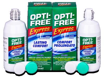 Roztok OPTI-FREE Express 2x355ml