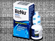 Oční kapky ReNu MultiPlus Drops 8ml  - Oční kapky