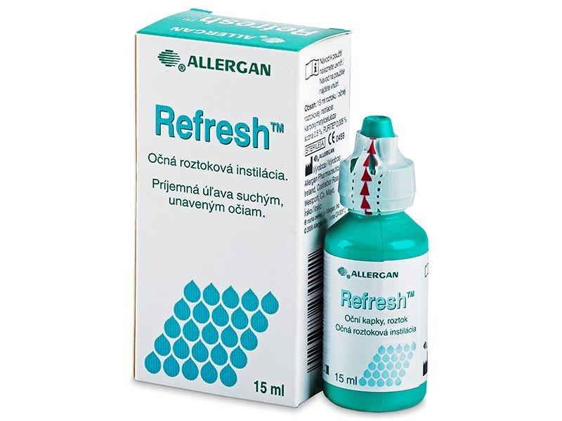 Oční kapky Refresh 15ml  - Oční kapky