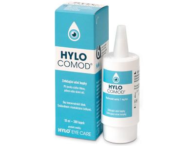 Oční kapky HYLO-COMOD 10ml  - Oční kapky