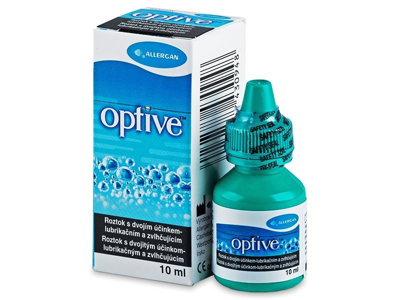 Oční kapky OPTIVE 10ml  - Oční kapky