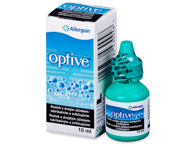 Oční kapky OPTIVE 10 ml