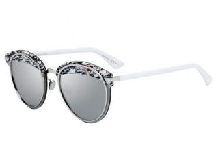 Kulaté sluneční brýle - Christian Dior DIOROFFSET1 W6Q/0T