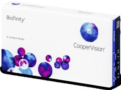 Biofinity (6čoček)