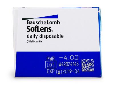 SofLens Daily Disposable (30čoček) - Předchozí design