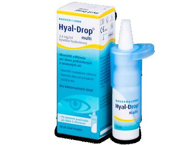 Oční kapky Hyal-DropMulti 10ml