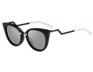 Sluneční brýle Cat Eye - Fendi FF 0118/S AQM/UE