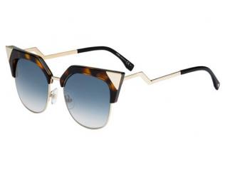 Sluneční brýle Cat Eye - Fendi FF 0149/S TLW/G5