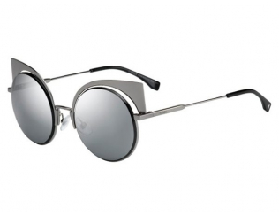 Extravagantní sluneční brýle - Fendi FF 0177/S KJ1/T4