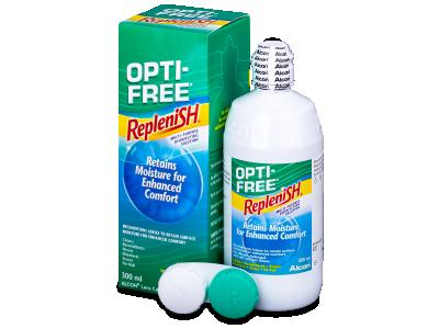 Roztok OPTI-FREE RepleniSH 300 ml