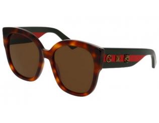 Sluneční brýle Oversize - Gucci GG0059S-002