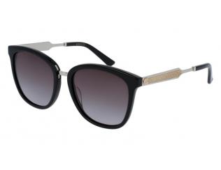Sluneční brýle - Oválný - Gucci GG0073S-001