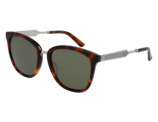 Sluneční brýle - Oválný - Gucci GG0073S-003