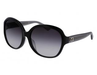 Oválné sluneční brýle - Gucci GG0080SK-002