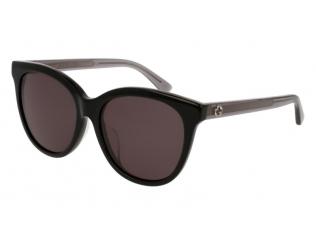 Sluneční brýle - Oválný - Gucci GG0081SK-002