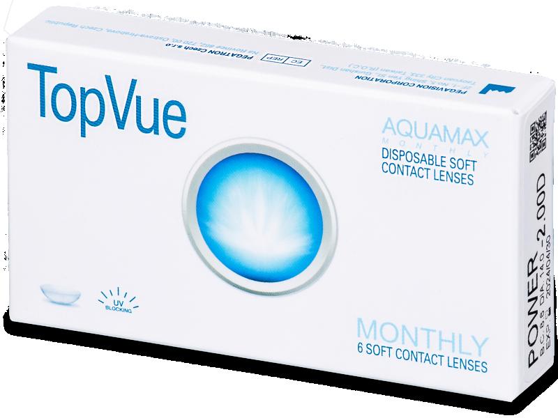 TopVue Monthly (6 čoček)