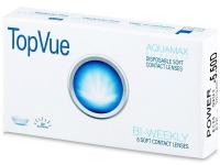 TopVue Bi-weekly (6čoček) - Čtrnáctidenní kontaktní čočky