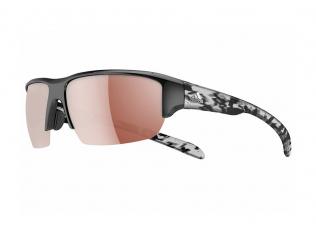 Obdélníkové sluneční brýle - Adidas A421 00 6061 KUMACROSS HALFRIM