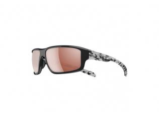 Obdélníkové sluneční brýle - Adidas A424 00 6061 KUMACROSS 2.0