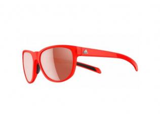 Čtvercové sluneční brýle - Adidas A425 00 6054 WILDCHARGE