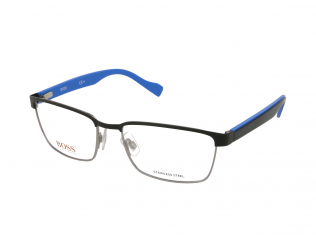 Obdélníkové dioptrické brýle - Boss Orange BO 0170 T68