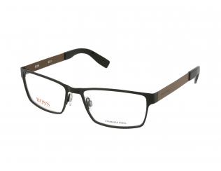 Obdélníkové dioptrické brýle - Boss Orange BO 0204 7W8