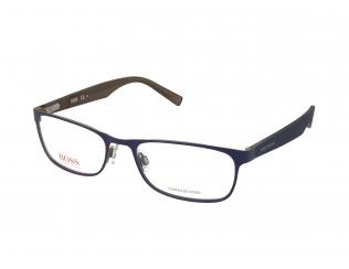 Obdélníkové dioptrické brýle - Boss Orange BO 0209 K0L