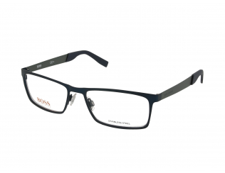 Obdélníkové dioptrické brýle - Boss Orange BO 0228 LGE